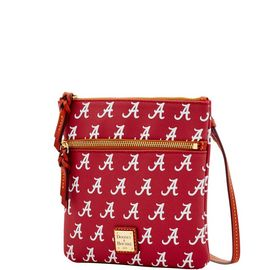 Alabama Double Zip Crossbody