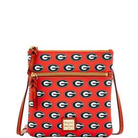 Georgia Double Zip Crossbody