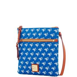 Blue Jays Double Zip Crossbody