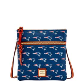 Patriots Double Zip Crossbody