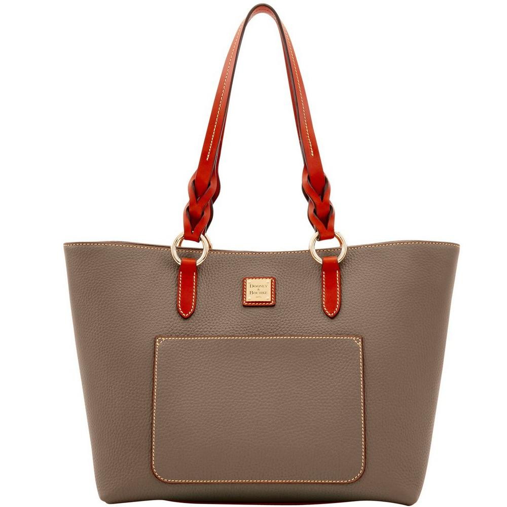 084f1d43d Dooney & Bourke Pebble Grain Tammy Tote