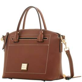 Domed Satchel