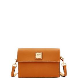 Small East West Flap Crossbody