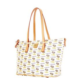 LSU Zip Top Shopper