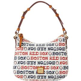 Red Sox Small Kiley Hobo