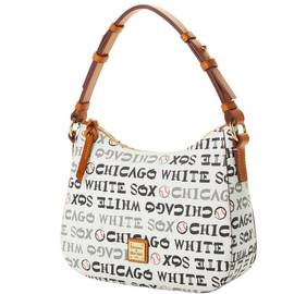White Sox Small Kiley Hobo