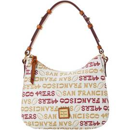 49ers Small Kiley Hobo