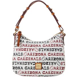 AZ Cardinals Small Kiley Hobo