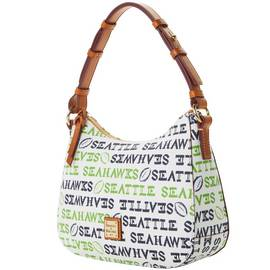 Seahawks Small Kiley Hobo