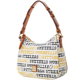Steelers Small Kiley Hobo