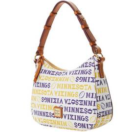 Vikings Small Kiley Hobo