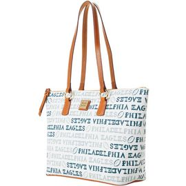 Eagles Wren Zip Tote
