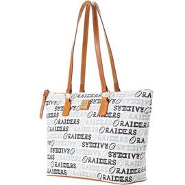 Raiders Wren Zip Tote