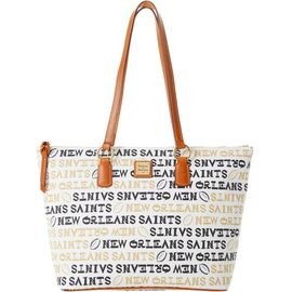 Saints Wren Zip Tote
