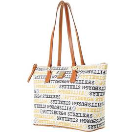 Steelers Wren Zip Tote