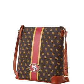 49ers Zip Crossbody