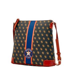 Astros Zip Crossbody