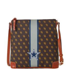Cowboys Zip Crossbody