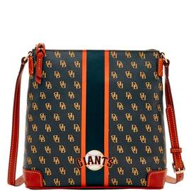 Giants Zip Crossbody