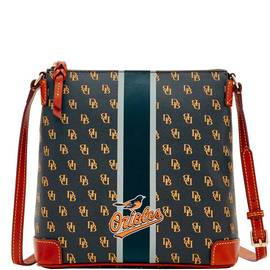 Orioles Zip Crossbody