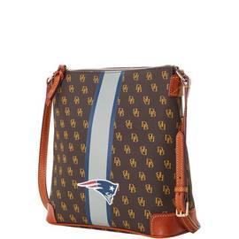 Patriots Zip Crossbody