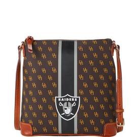 Raiders Zip Crossbody