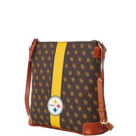 Steelers Zip Crossbody