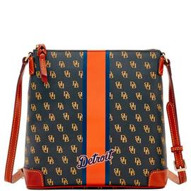 Tigers Zip Crossbody