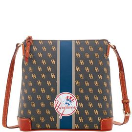 Yankees Zip Crossbody