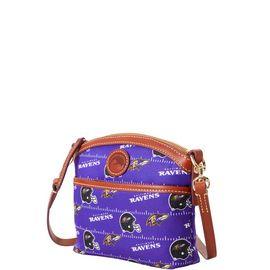 Ravens Domed Crossbody product Hover