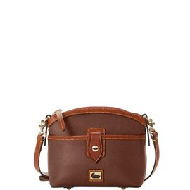 Domed Pocket Crossbody