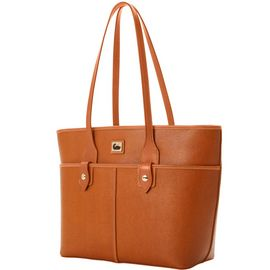 Double Pocket Tote product Hover