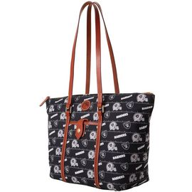 Raiders Large Zip Tote product Hover