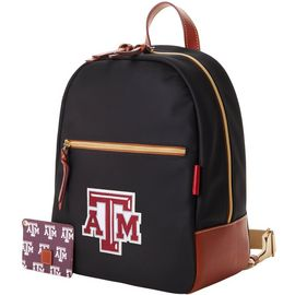 Texas A&M Backpack w ID holder