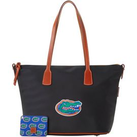 Florida Top Zip Tote