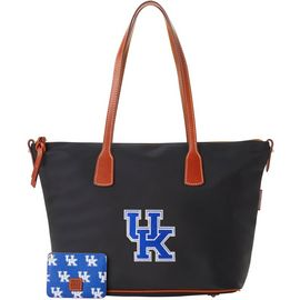 Kentucky Top Zip Tote