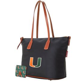 Miami Top Zip Tote