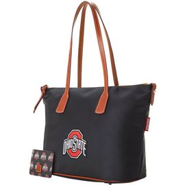 Ohio State Top Zip Tote