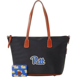 Pittsburgh Top Zip Tote
