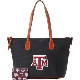 Texas A&M Top Zip Tote product