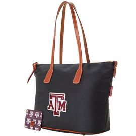 Texas A&M Top Zip Tote product Hover