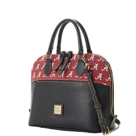 Alabama Zip Satchel