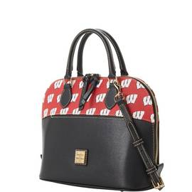 Wisconsin Zip Satchel