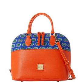 Florida Zip Satchel