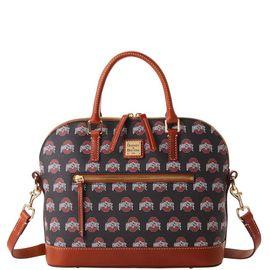 Ohio State Domed Zip Satchel product