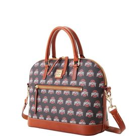 Ohio State Domed Zip Satchel product Hover