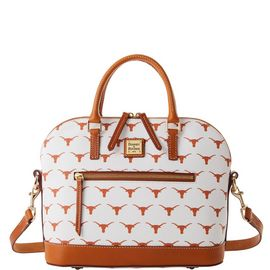 Texas Domed Zip Satchel product