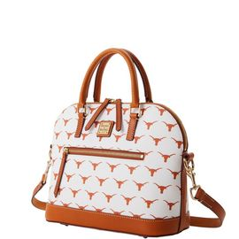 Texas Domed Zip Satchel product Hover