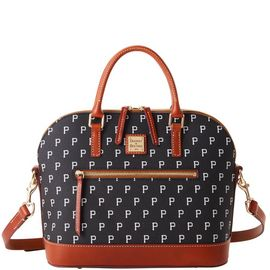 Pirates Domed Zip Satchel product
