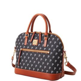 Pirates Domed Zip Satchel product Hover